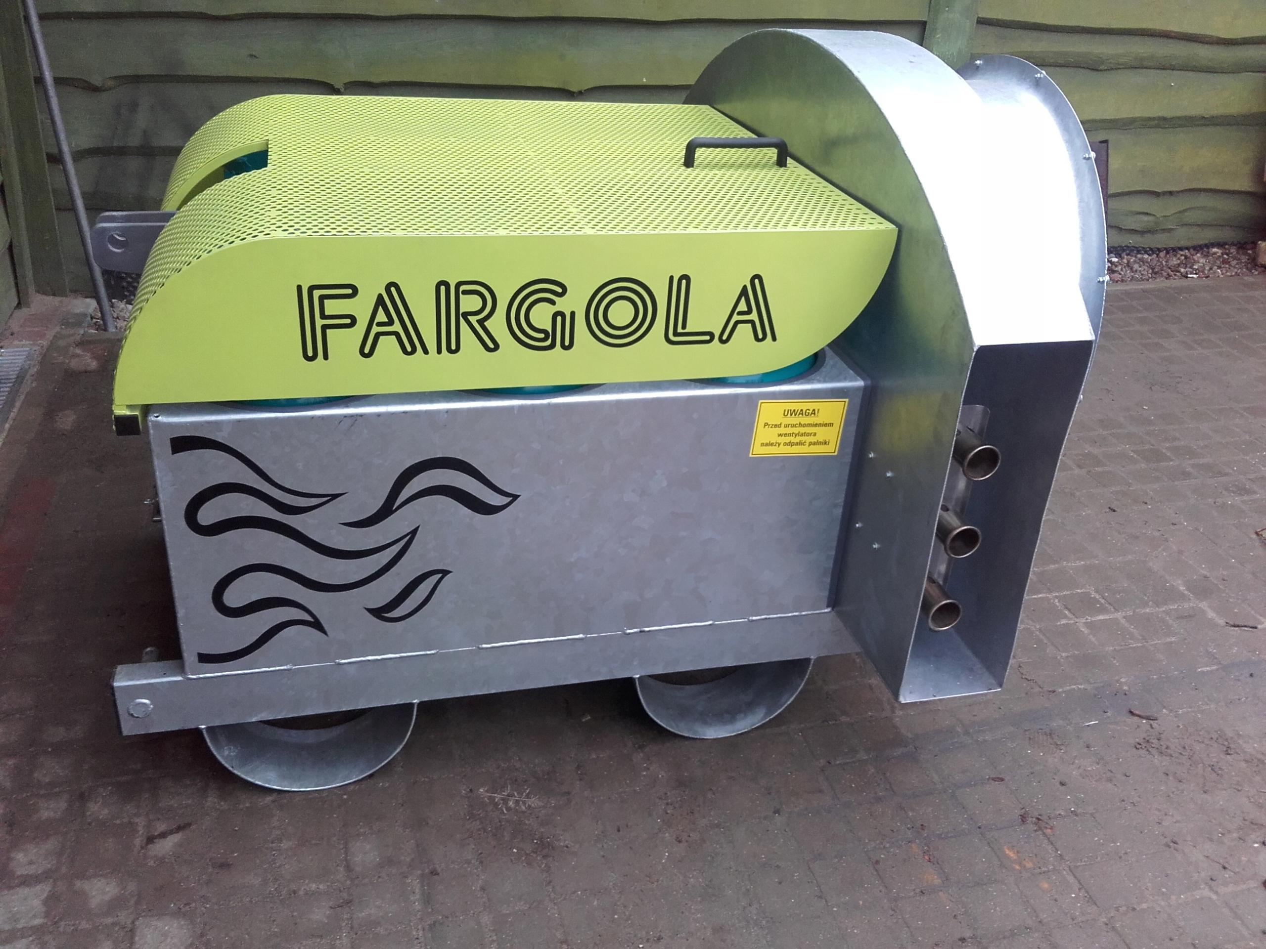 Maszyna na przymrozki FARGOLA IV