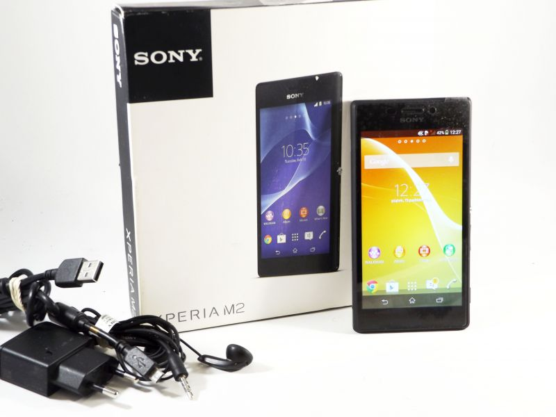 Sony Xperia M2 Lte D2303 Nie Czyta Kart Sim Gwar 7215256938