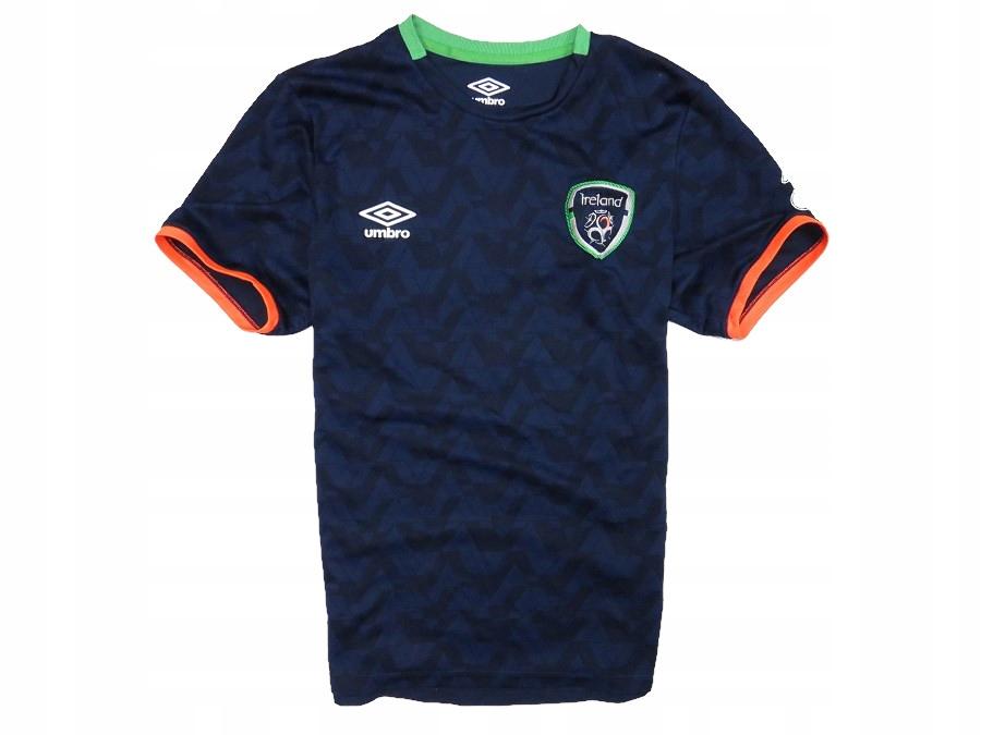 UMBRO irlandia koszulka fanowska slim fit S