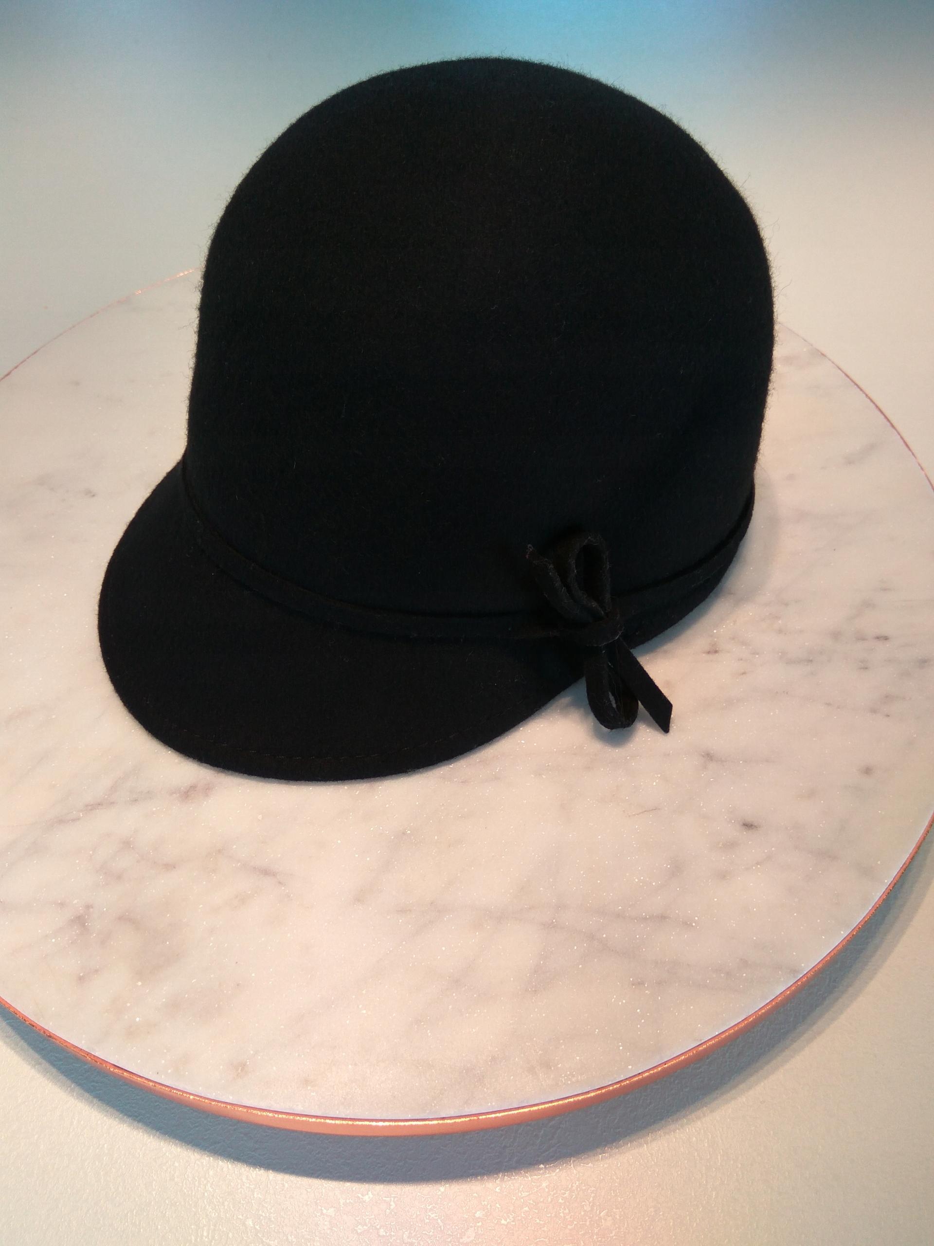 Wełniany kapelusz toczek ZARA