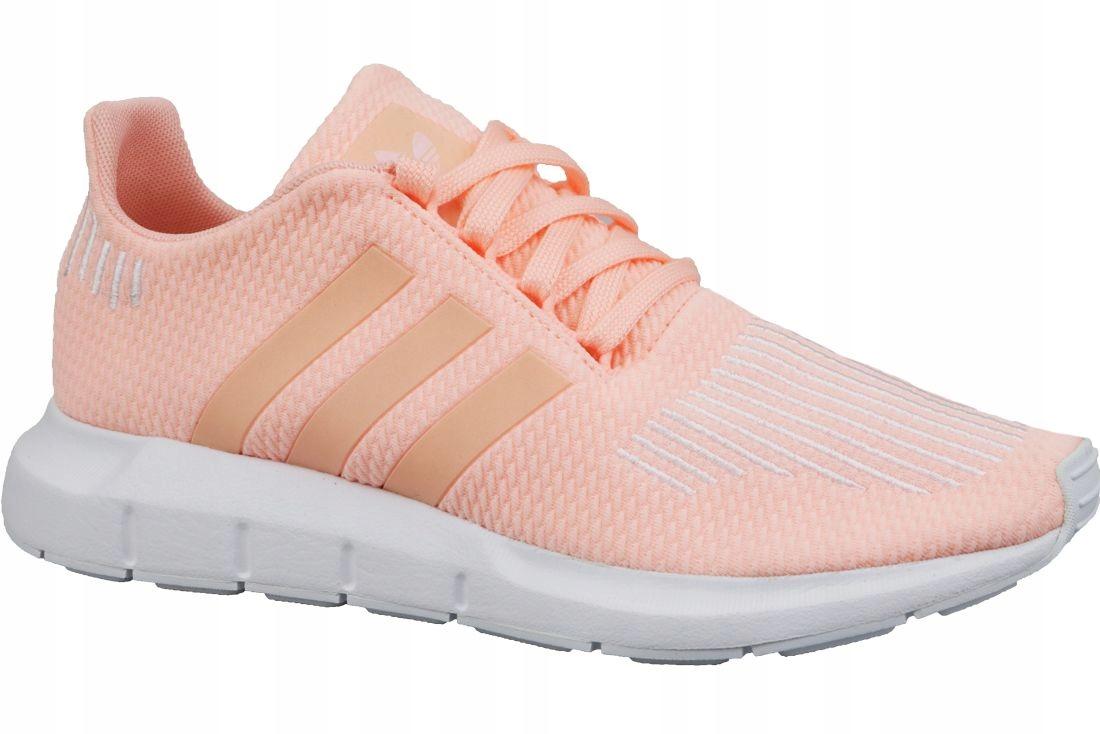 sekcja specjalna przedstawianie wyglądają dobrze wyprzedaż buty Adidas Swift Run J CG6910 r.37 1/3 - 7807360892 - oficjalne ...