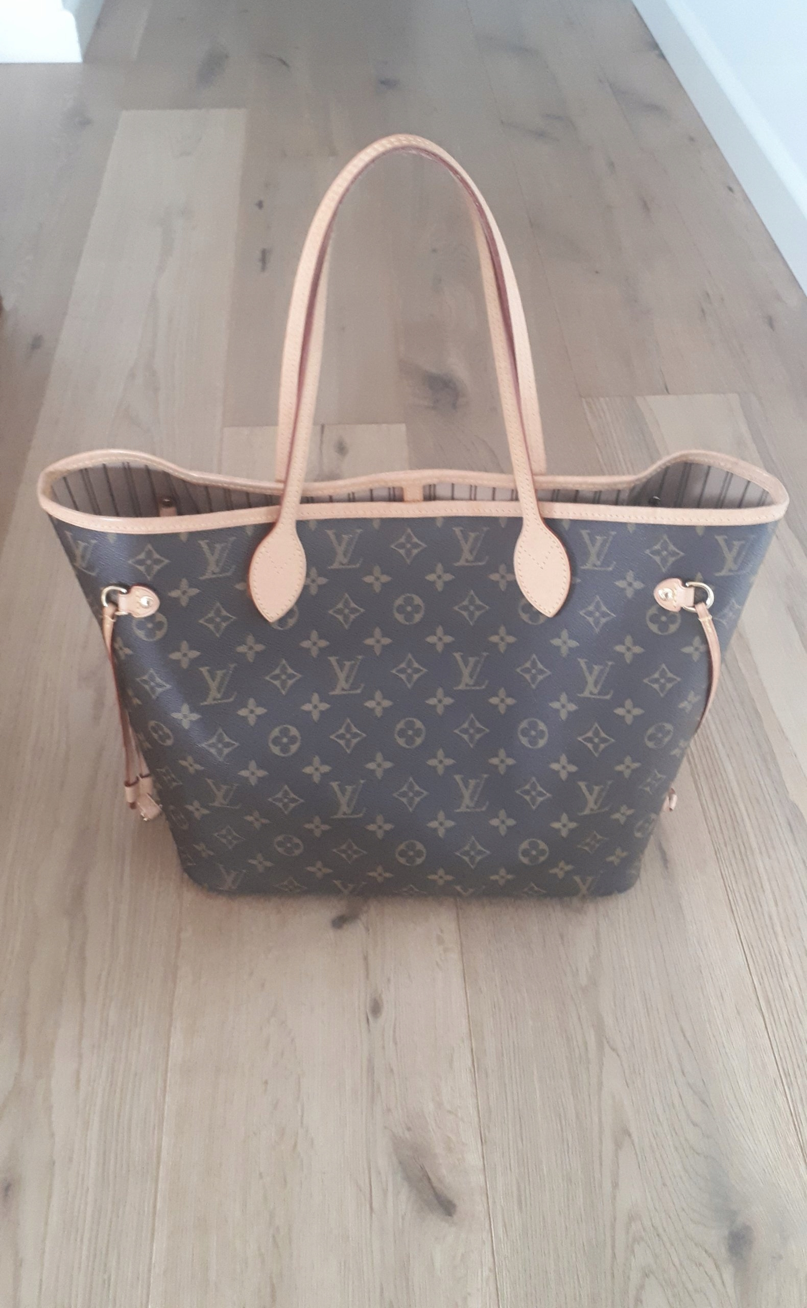 acd64b01804c5 Torebka Louis Vuitton Neverfull MM nowa piękna - 7419141863 ...