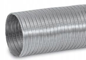 RURA ALUMINIOWA FLEX 200MM 1MB wentylacja elastycz