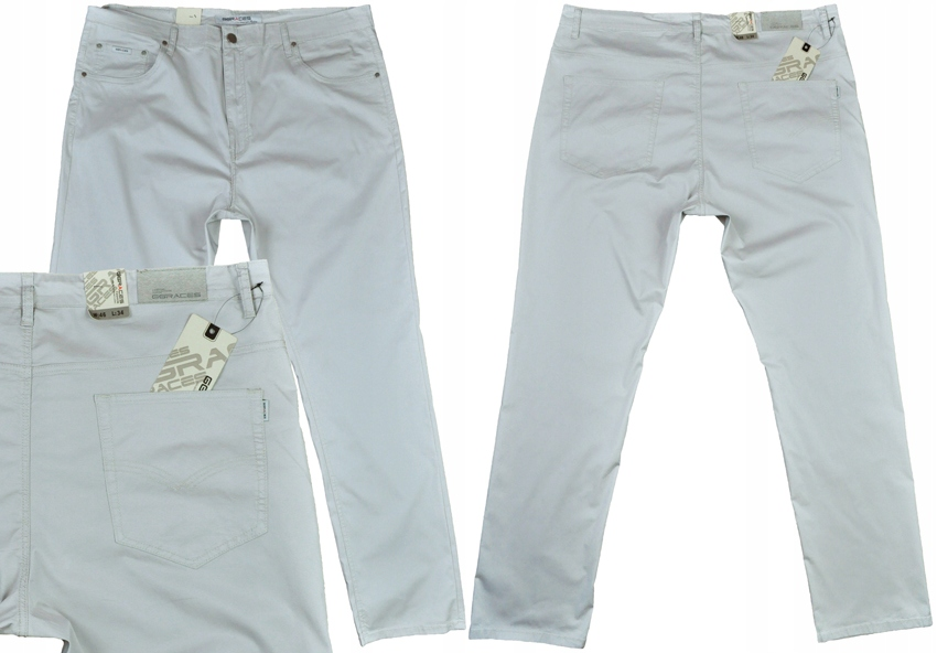 Spodnie męskie letnie Ggraces GS6370TD-5 120 cm/47