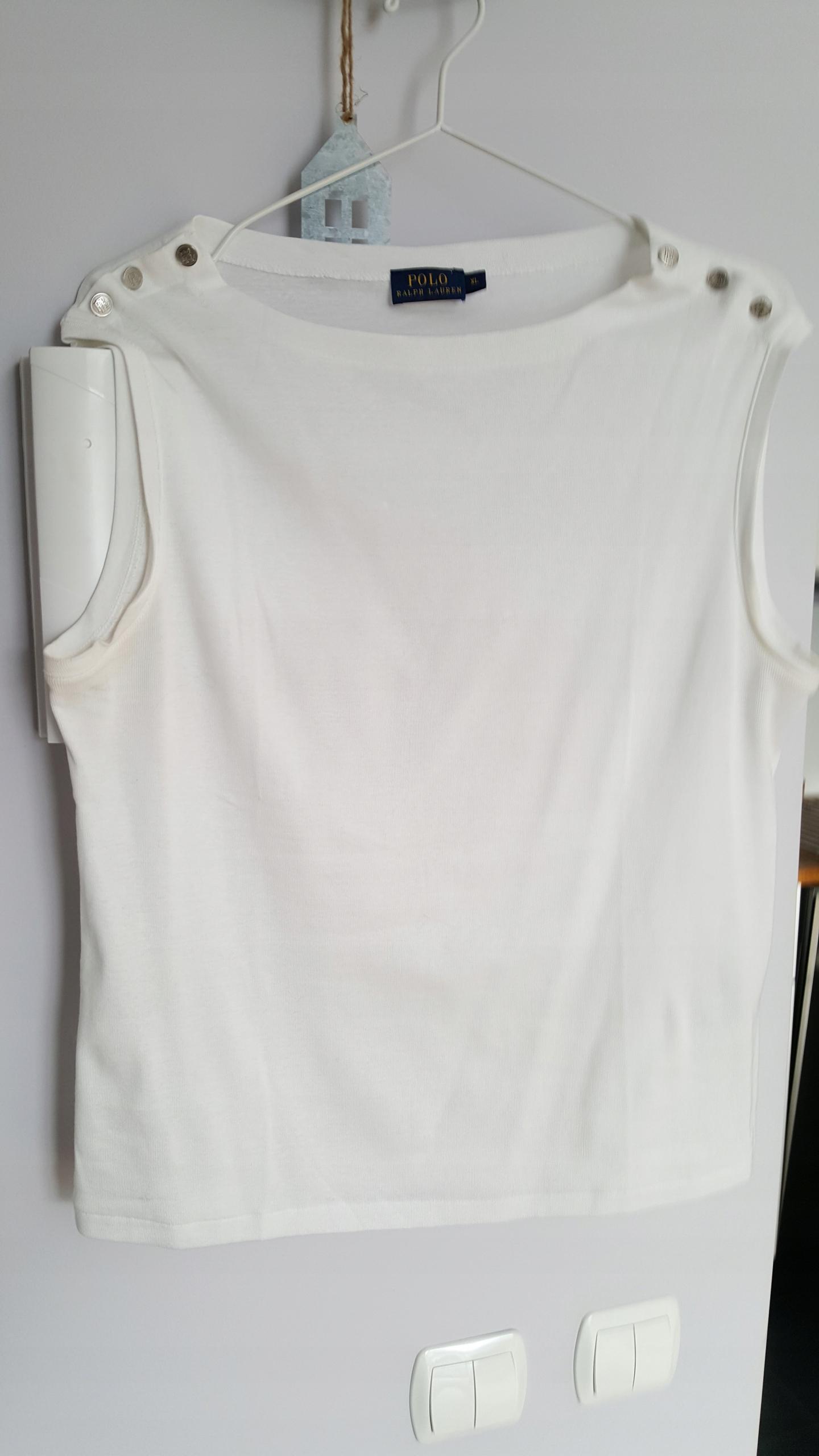 POLO RALPH LAURE bluzeczka, t-shirt basic