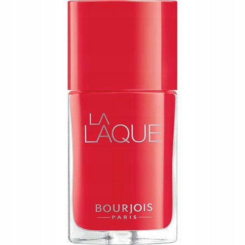 Bourjois La Laque Nail Enamel 05 Are You Reddy lak