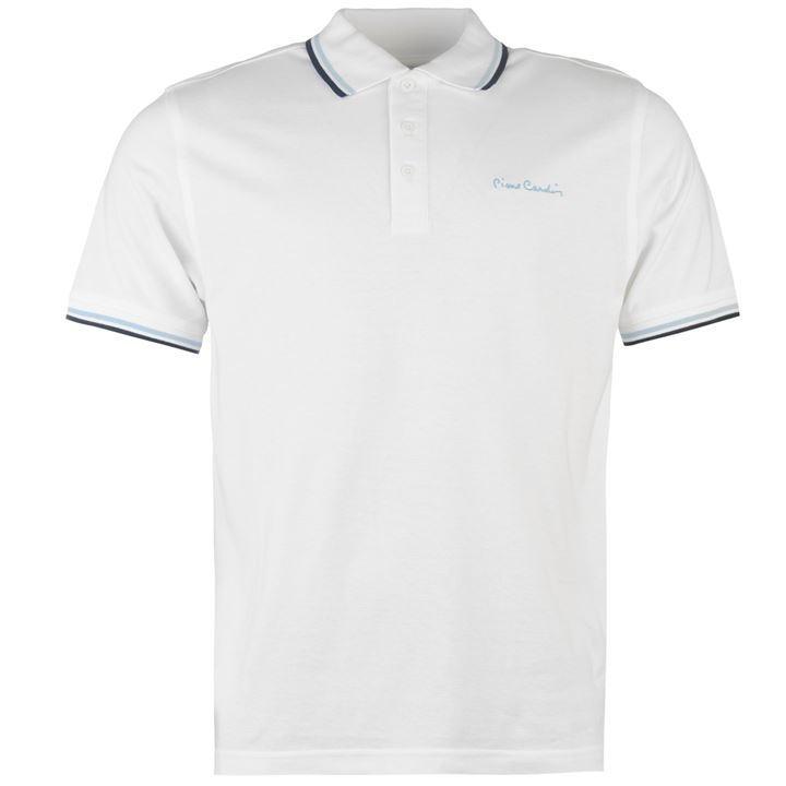 E1978 PIERRE CARDIN koszulka polo męska L