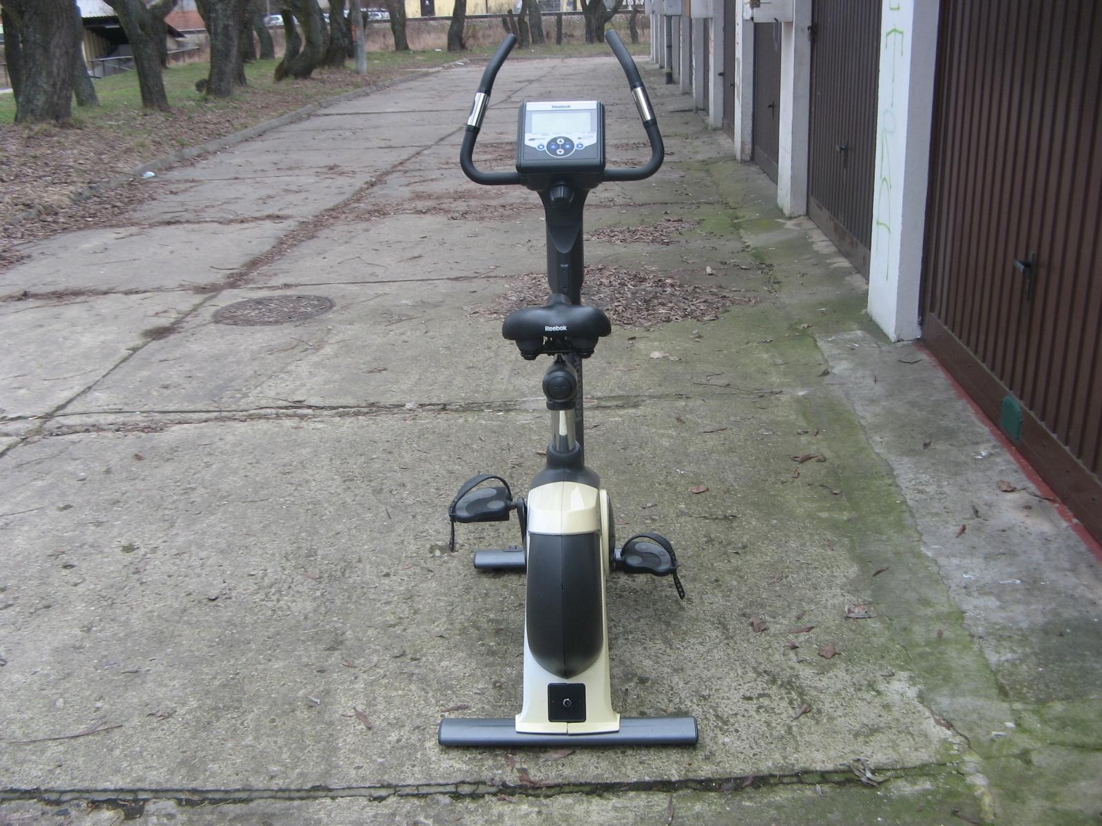 Rower Rebok B 5.1e treningowy z ergometrem Zadbany
