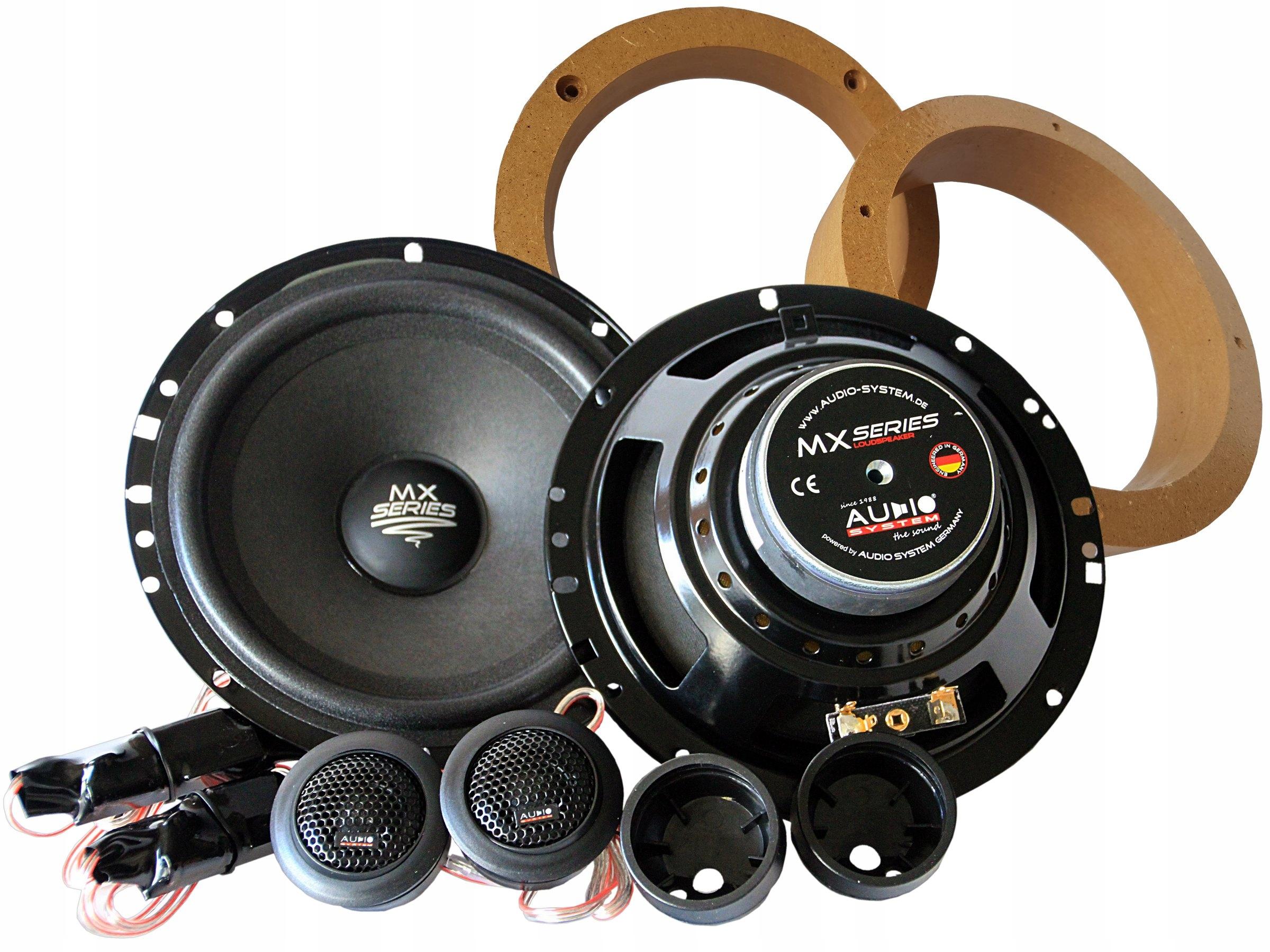 Głośniki Daewoo Lanos Audio System MX165