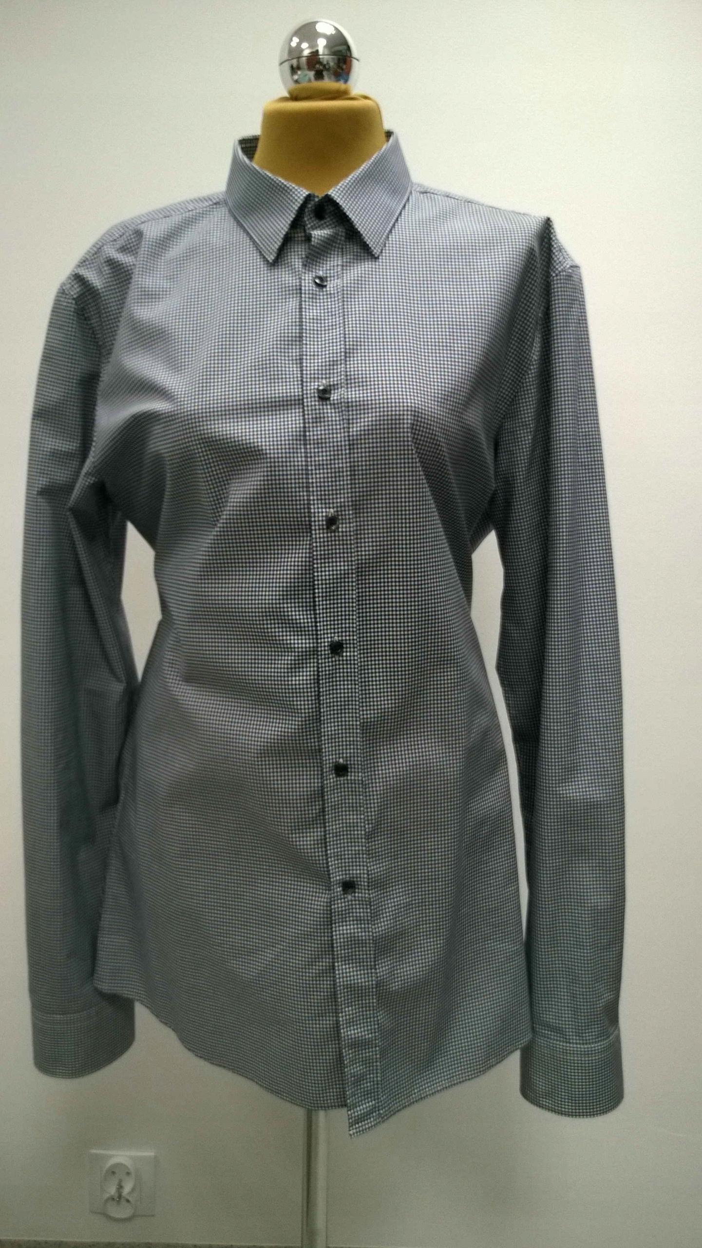 HUGO BOSS koszula Slim Fit XL męska