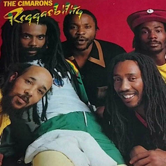 The Cimarons - Reggaebility (Lp U.K.) Super Stan