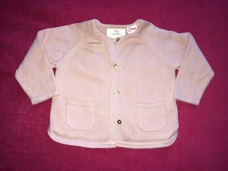 Sweter dziewczęcy, GAP, Zara 62-68, 3-6 mies
