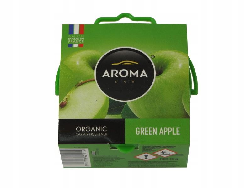 Jabłko zapach samochodowy odświeżacz AROMA CAR