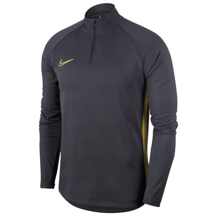 Bluza Nike Dry Fit Academy AJ9708 060 M szary!