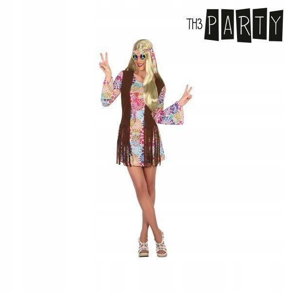 Kostium dla Dorosłych Th3 Party Hippie