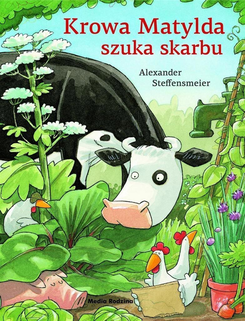 Krowa Matylda Szuka Skarbu 7469537610 Oficjalne Archiwum
