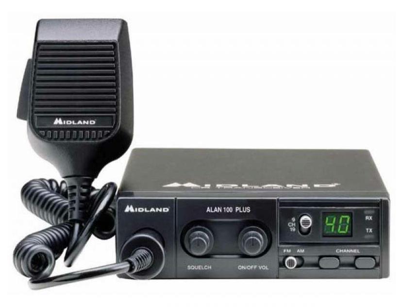 CB RADIO CB MIDLAND ALAN 100+ [F780