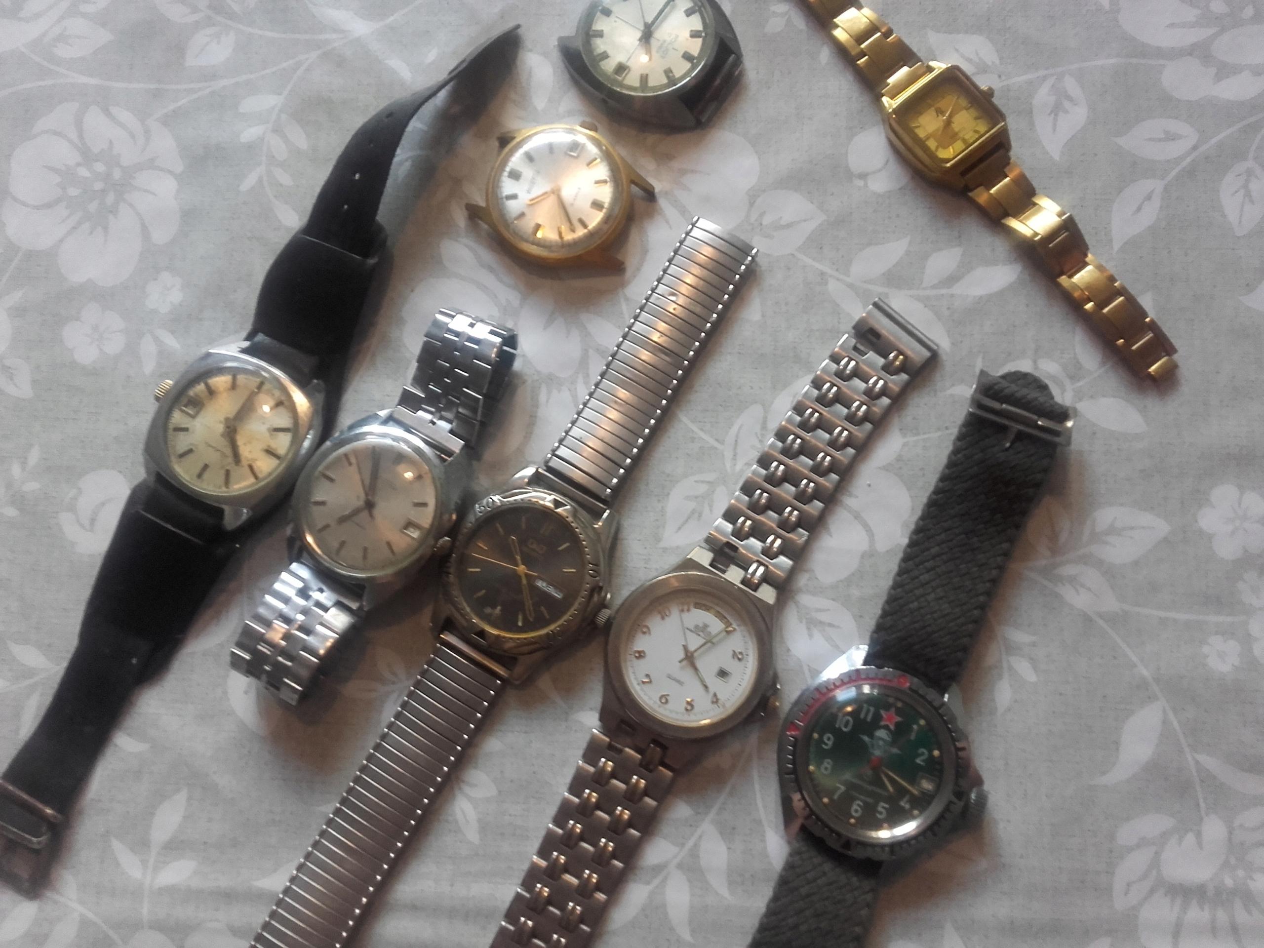 Okazja stare zegarki rakieta Vostokokazja