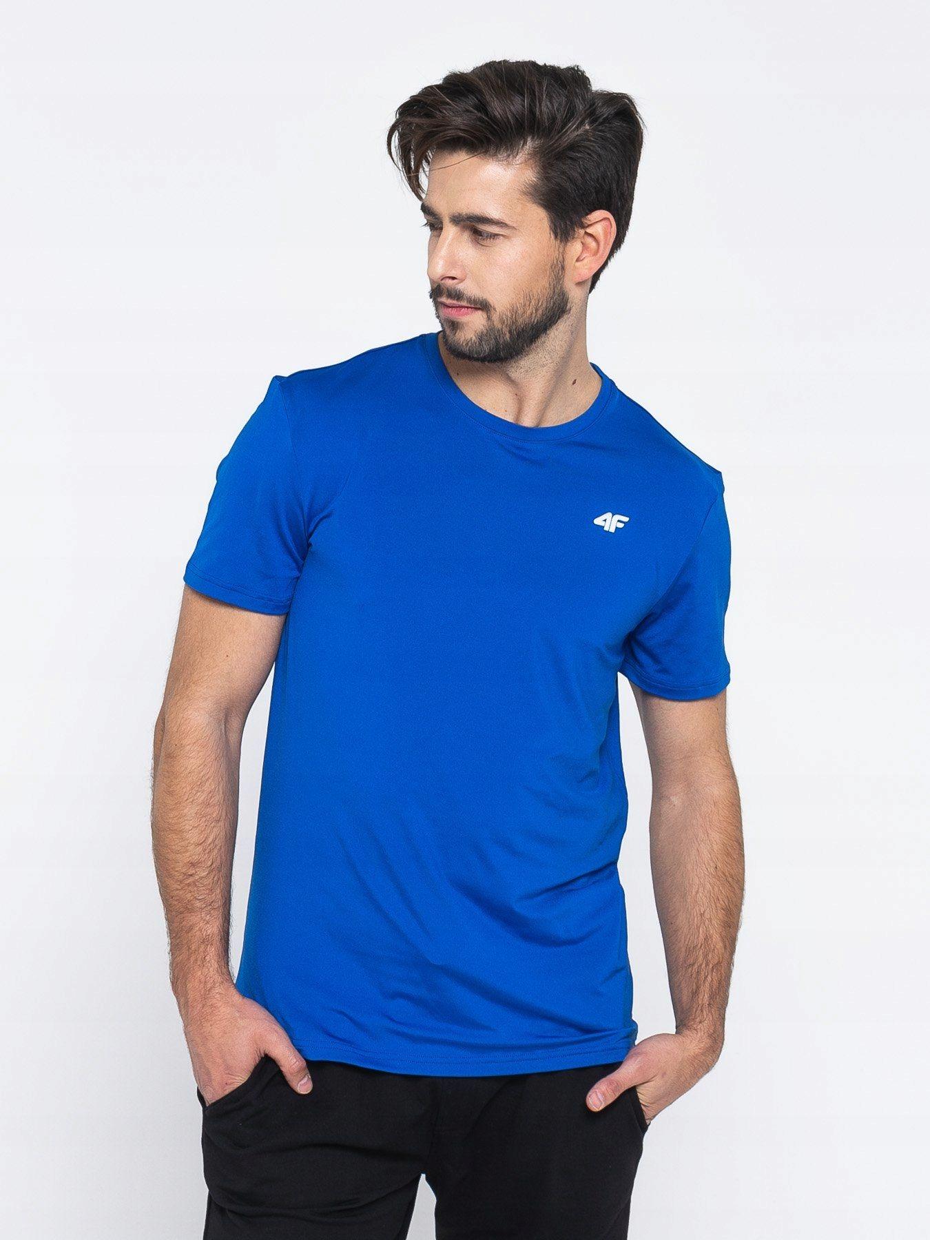 4F Koszulka męska funkcyjna termoaktywna TSMF002