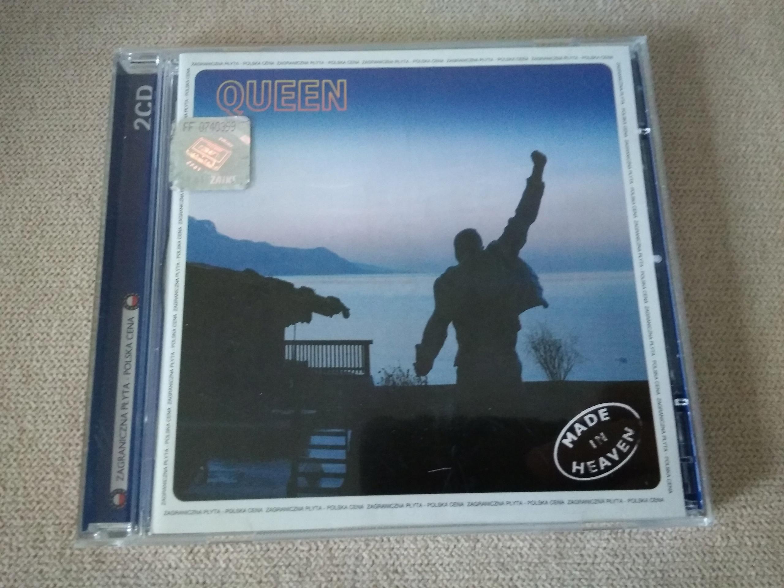 QUEEN MADE IN HEAVEN CD BCM !