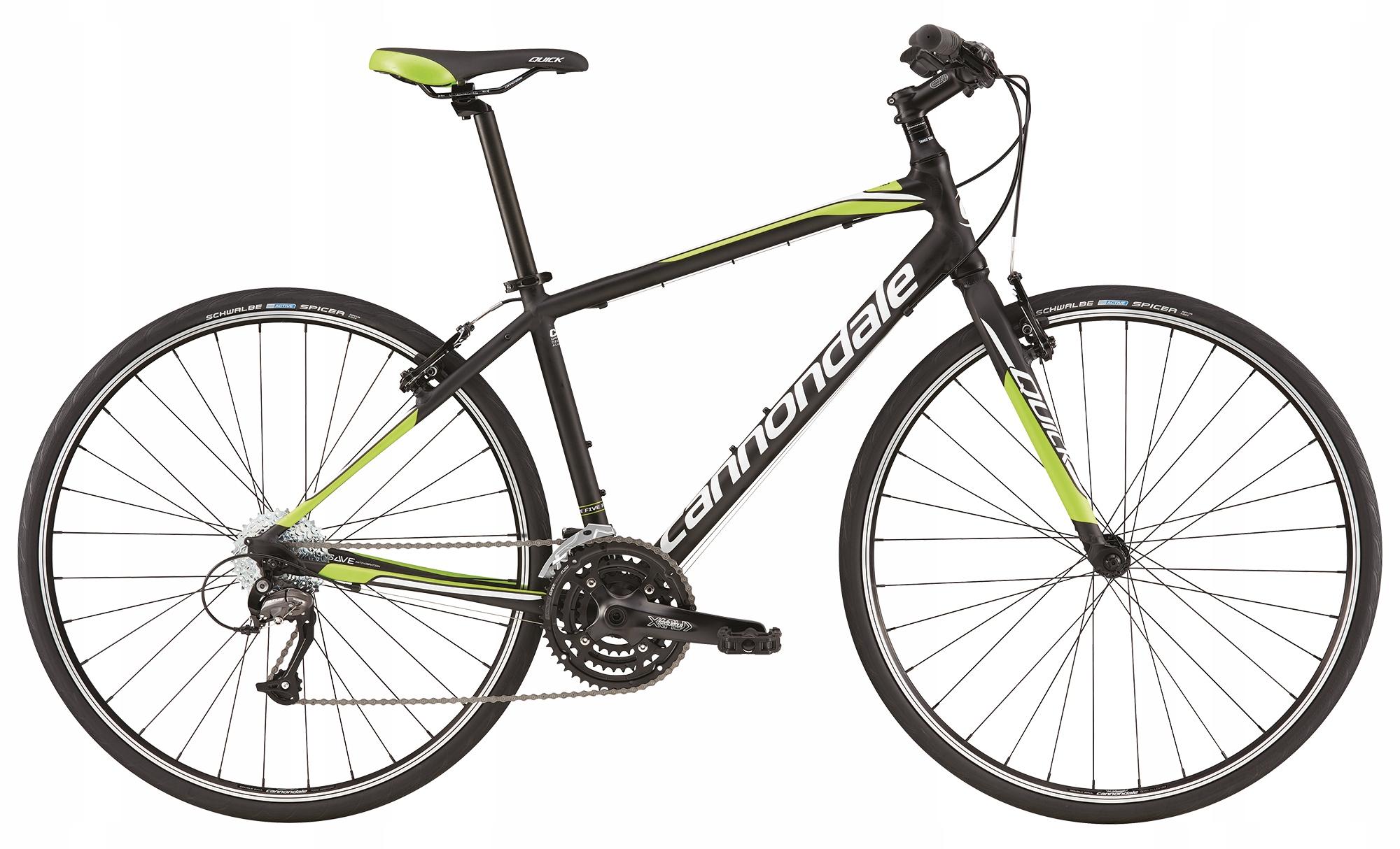 Rower Trekingowy Cannondale Quick 5 XL -50%