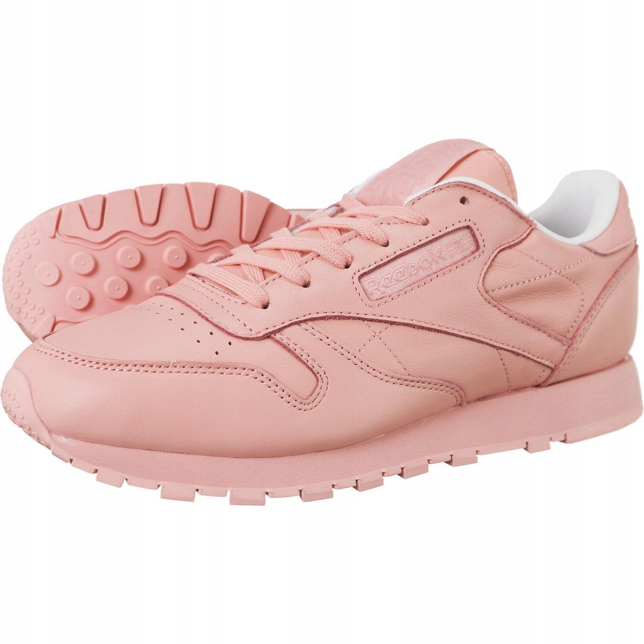 REEBOK CL LTHR PASTELS 771 ~41~ Damskie Sneakersy