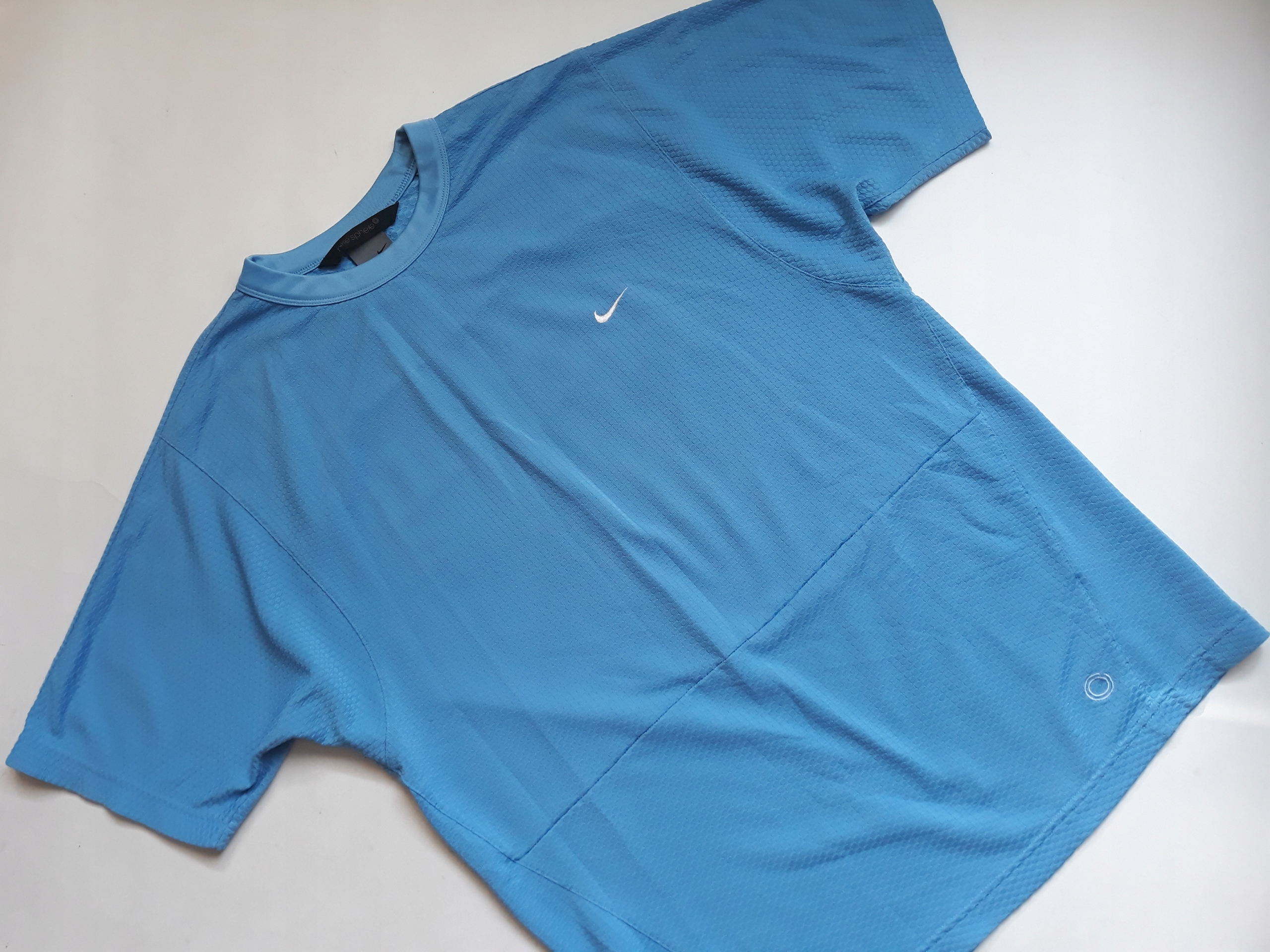 Nike L Koszulka męska z krótkim - termoaktywna