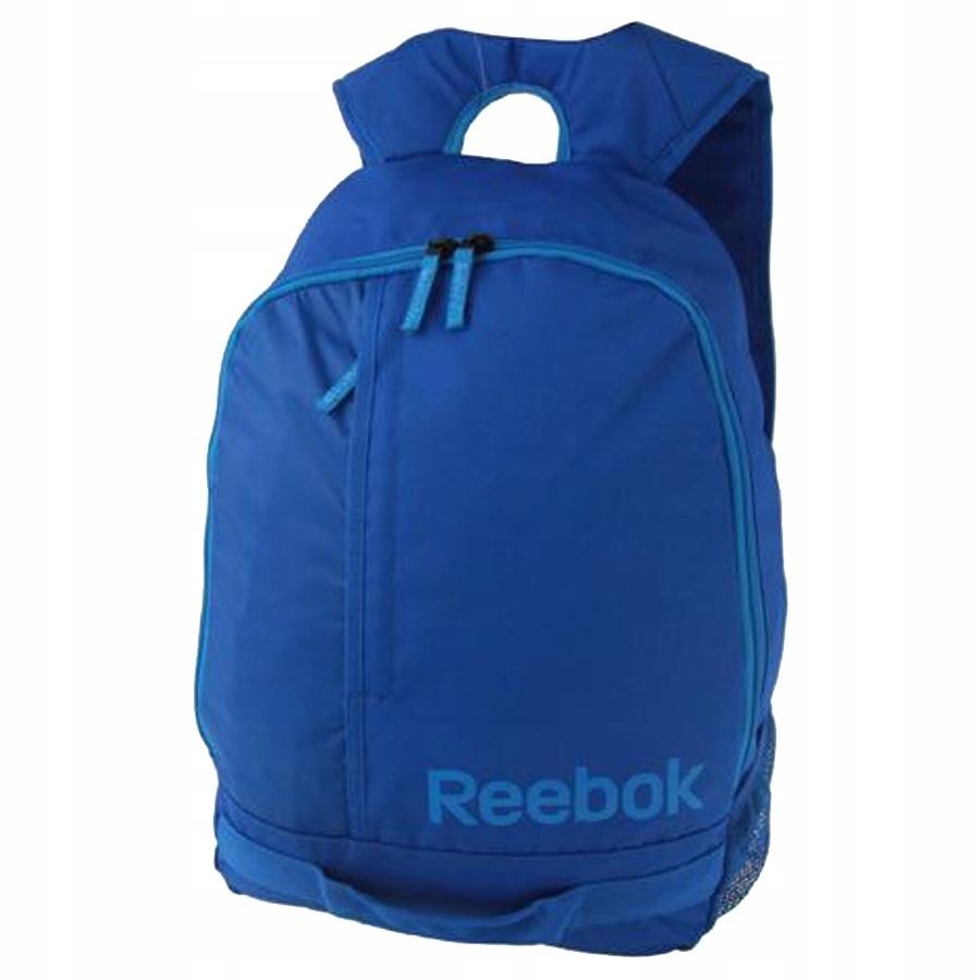 Plecak Reebok SE L Z65166 20 L niebieski