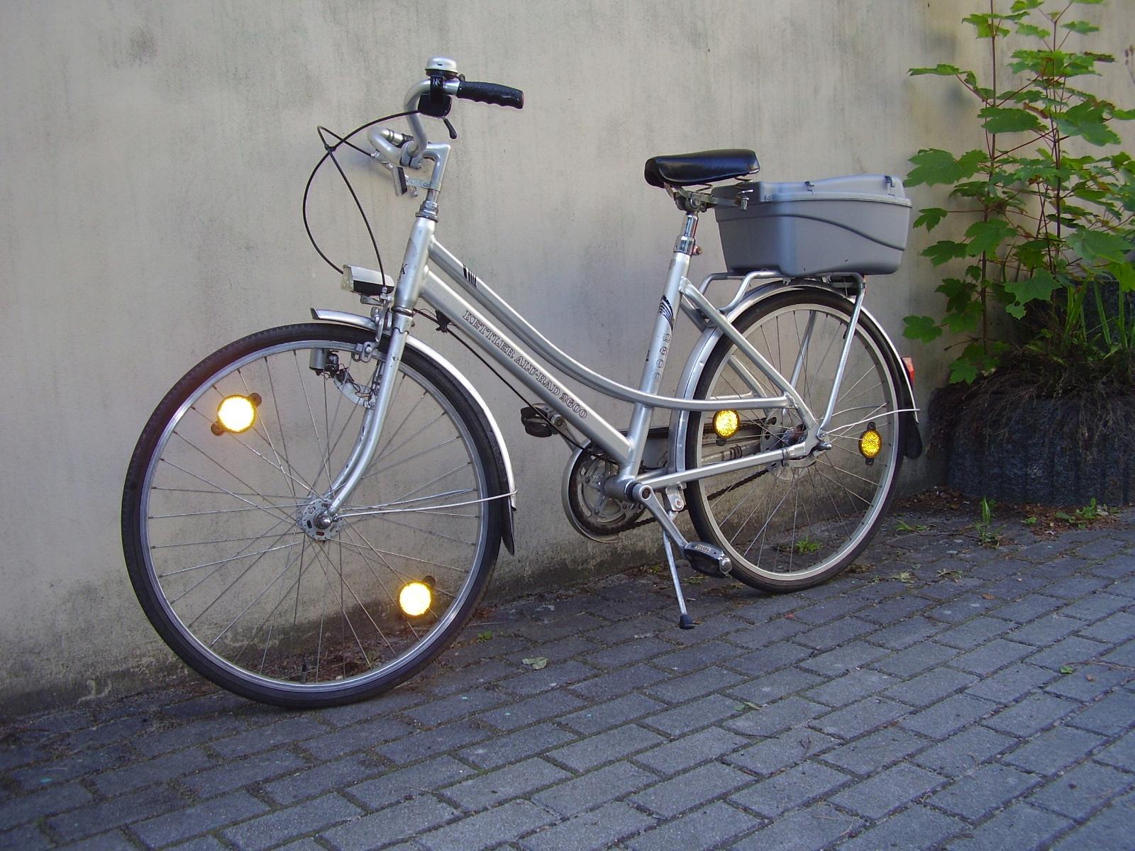 Rower miejski Kettler Alu-RAD 2600