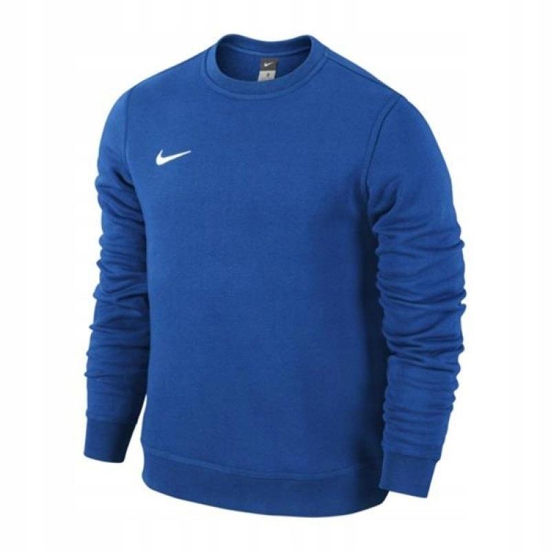 Nike Classic Hoody Bluza Junior Blue - 146 cm