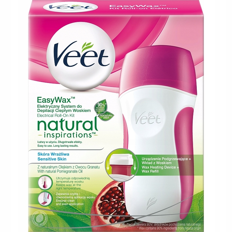 Veet Natural Inspirations Easy Wax #A