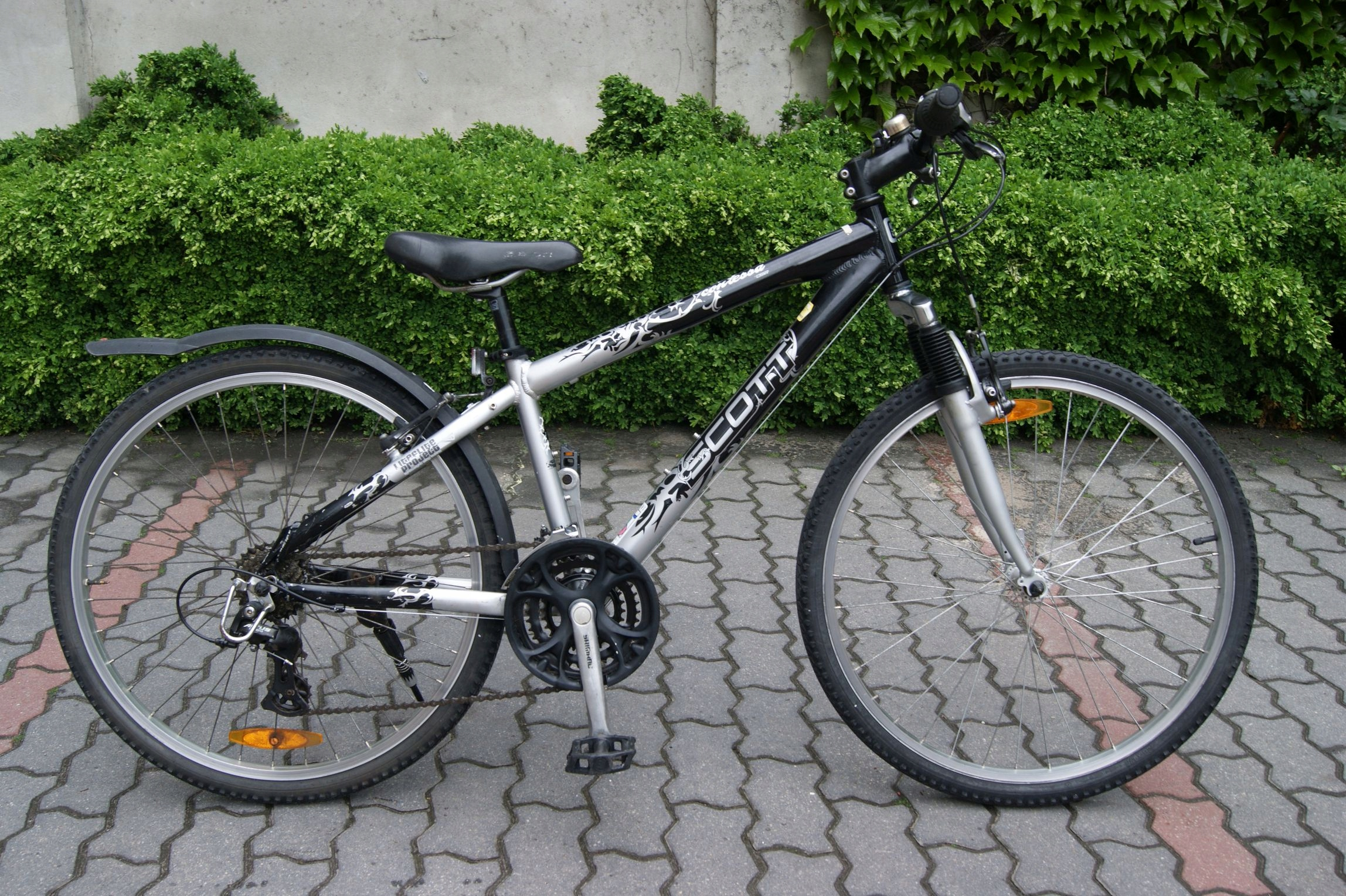 R340 Aluminiowy rower MTB górski SCOTT koła 26''