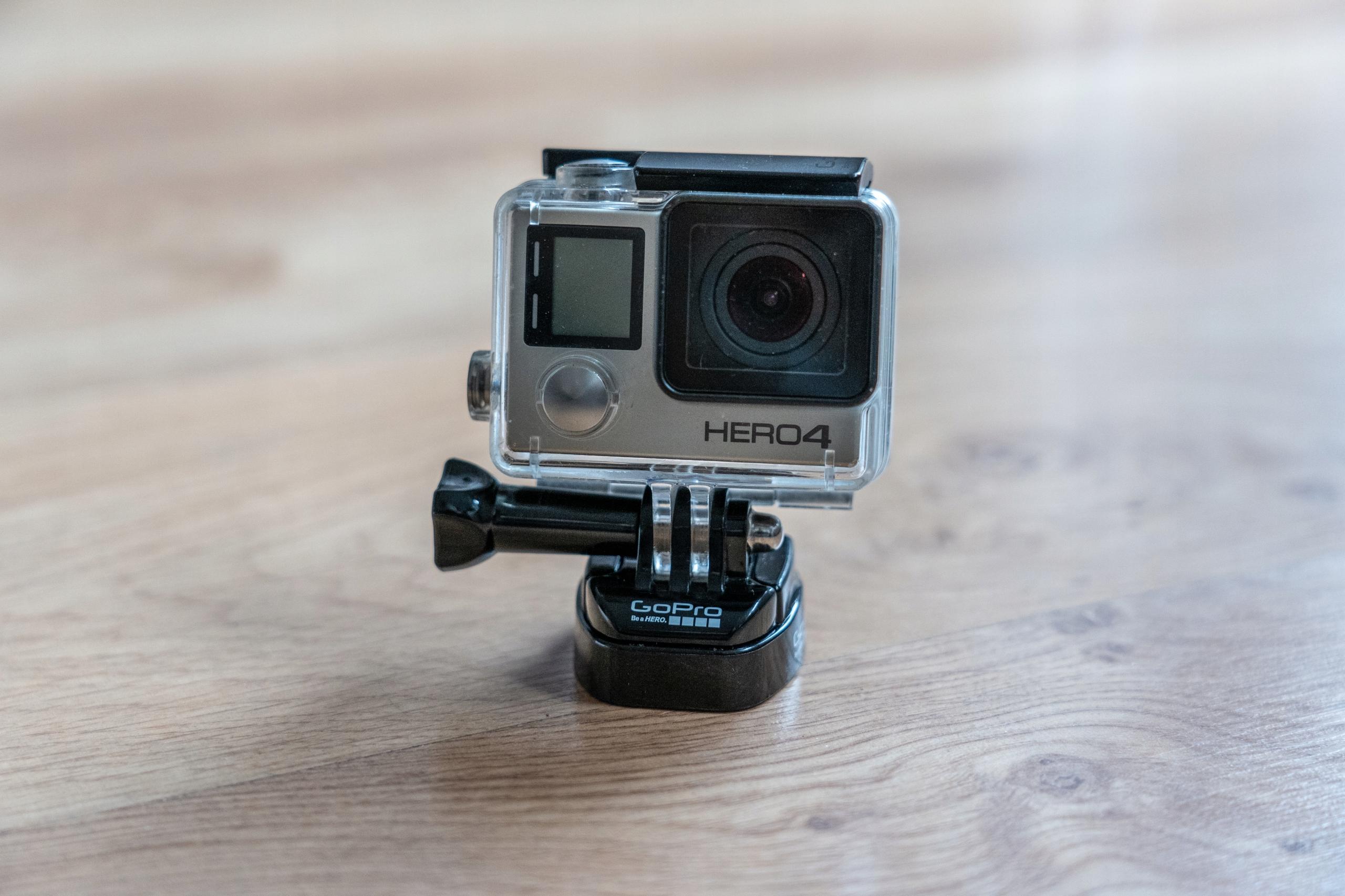 GoPro Hero 4 Black + 5 Baterii
