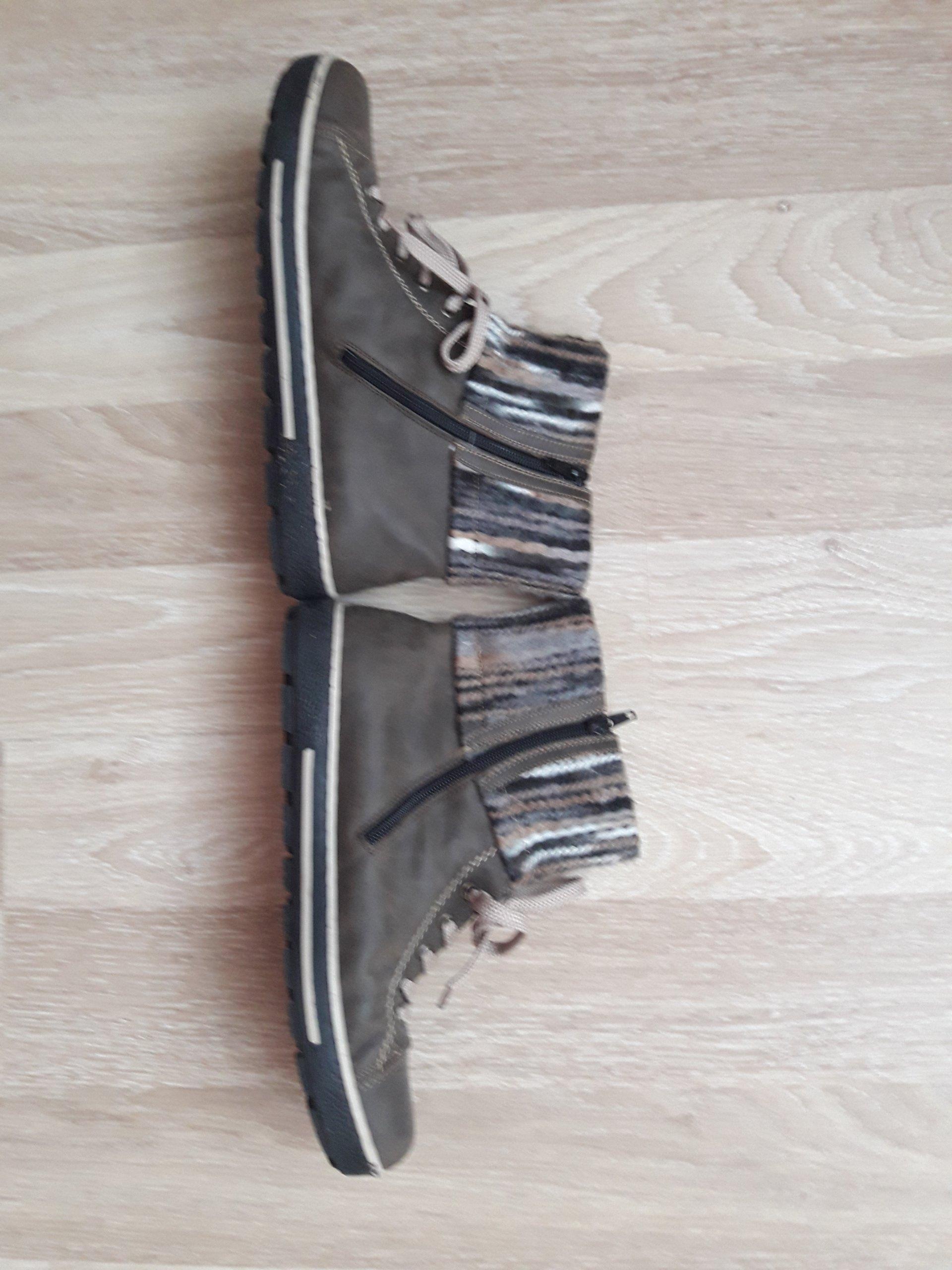 0147c6e87e7d6 buty młodzieżowe damskie Rieker 42 (27cm) - 7155215661 - oficjalne ...