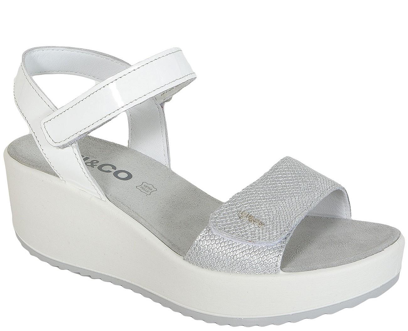 igi&co SALE  Candy Vitello/Ver Bia sandały 39
