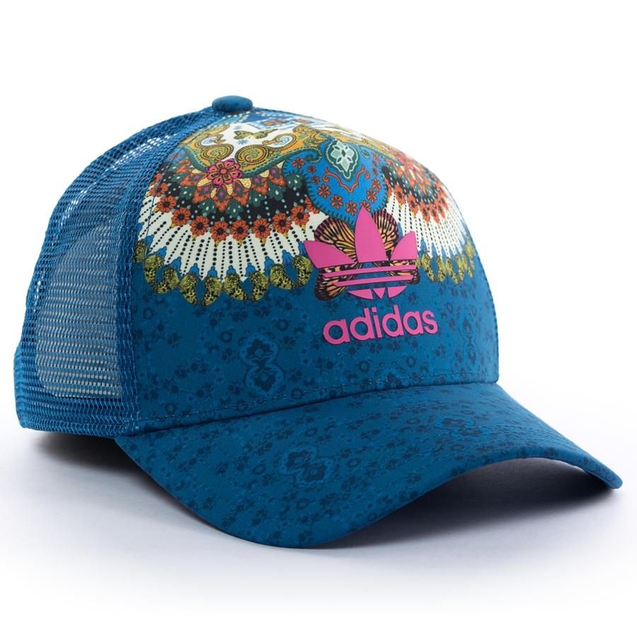 59825fc2024fe Czapka z daszkiem Adidas bejsbolówka damska - 7546156409 - oficjalne ...