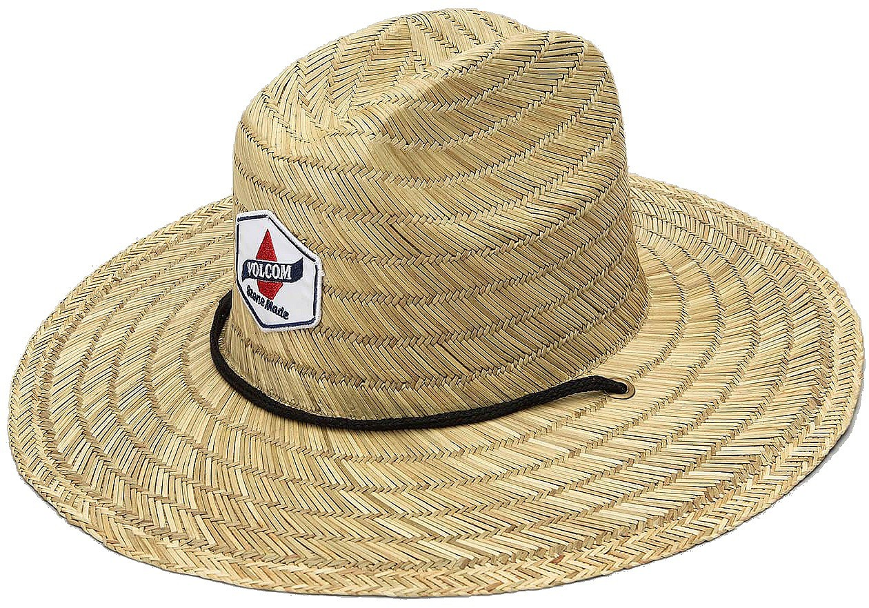 kapelusz Volcom Cresticle Straw - Natural