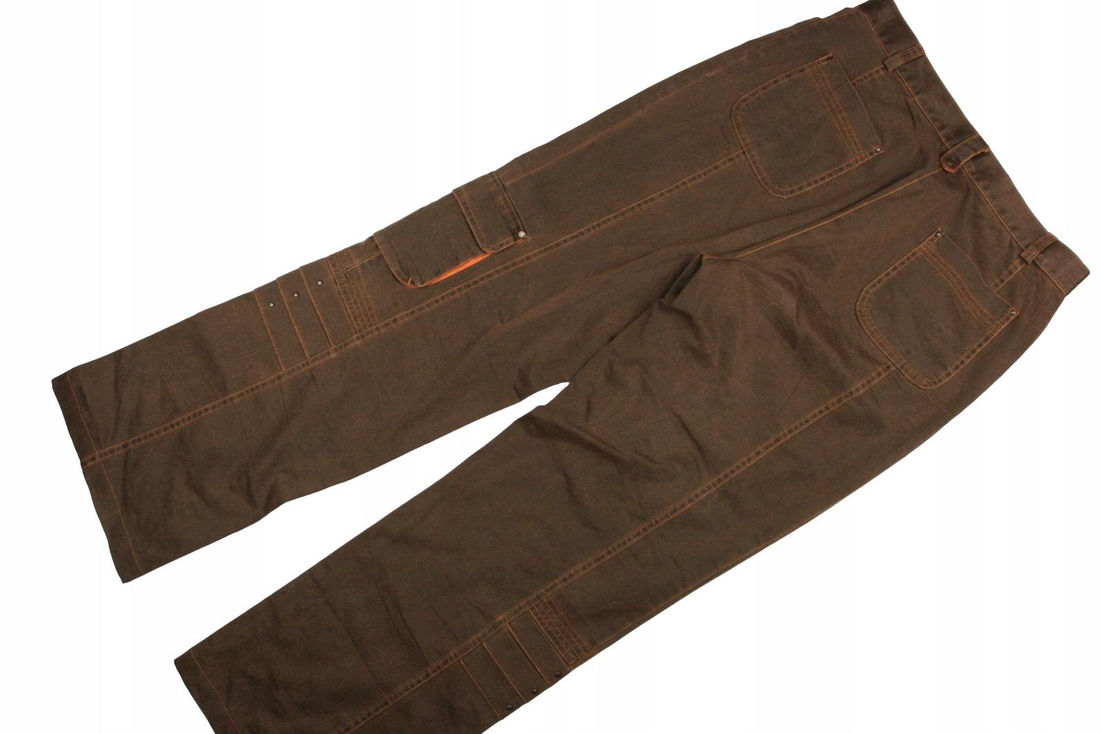 4fc409a2c9 BIBA garnitur CASUAL JEANS spodnie UNIKALNY 40 L - 7645642325 ...