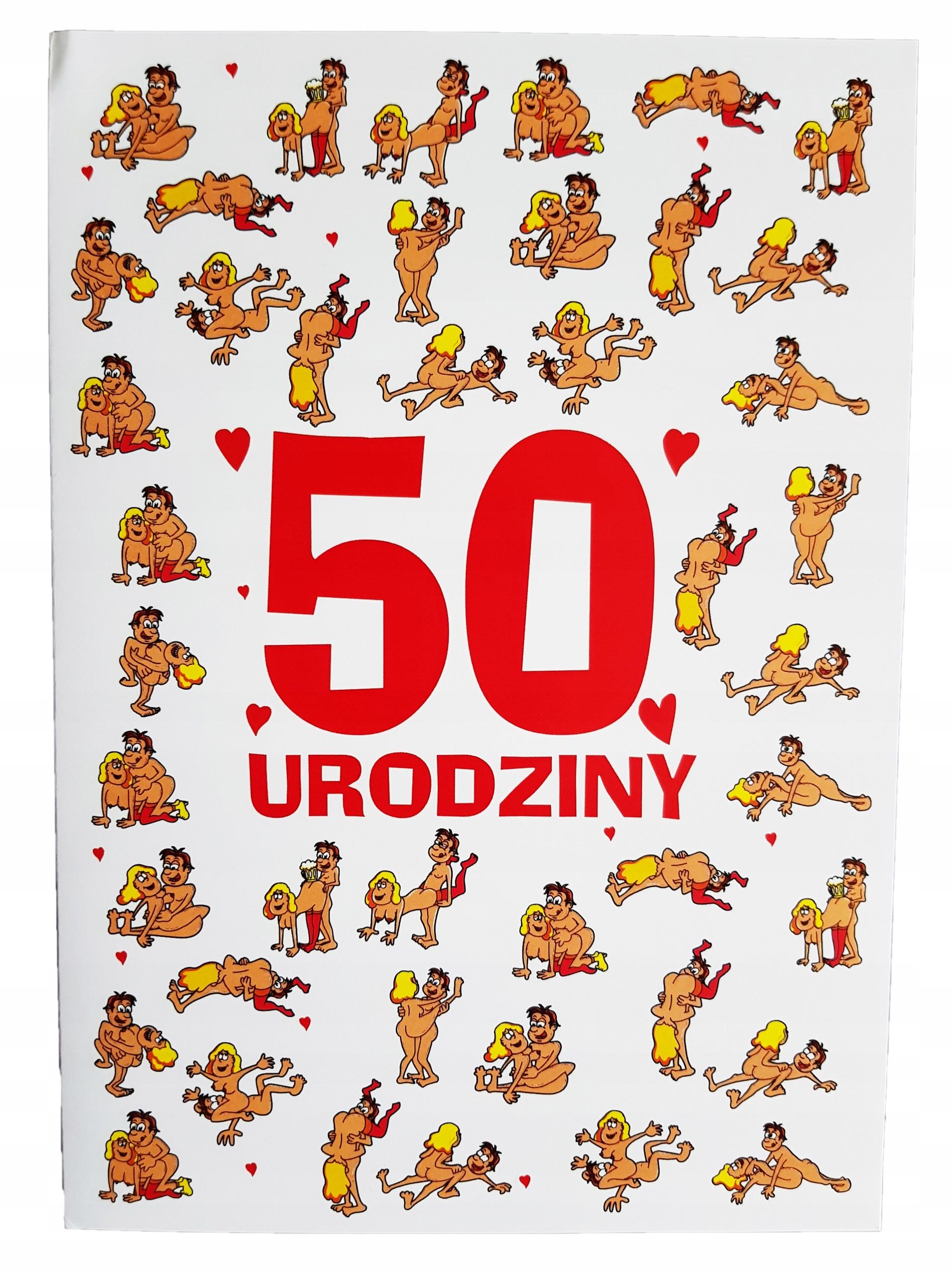 życzenia Urodzinowe Na 50 życzenia Na 50 Urodziny