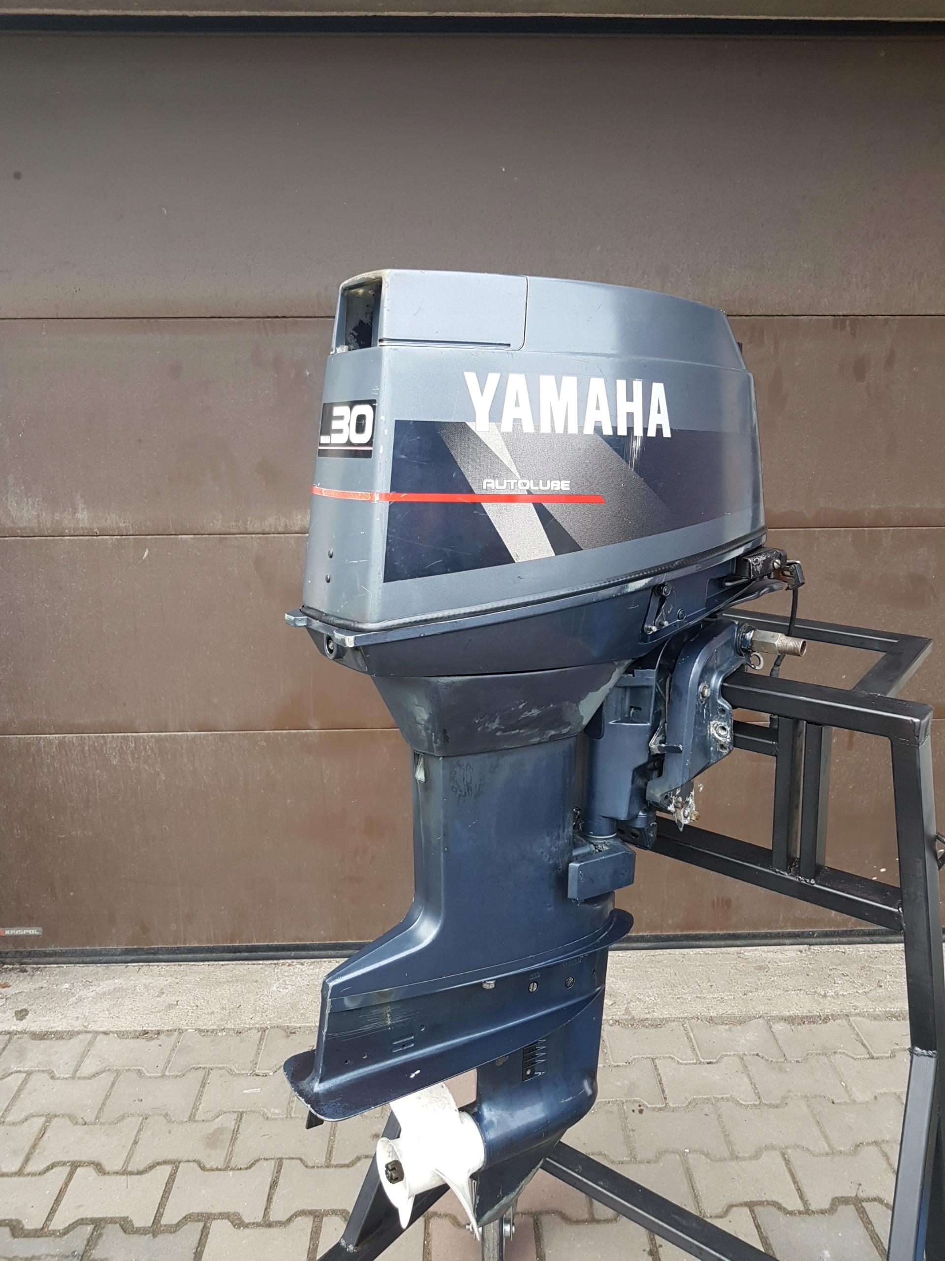 SILNIK ZABURTOWY YAMAHA 30 KM AUTOLUBE STOPA S