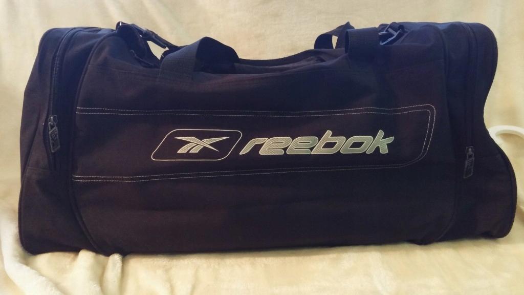torba sportowa marki Reebok