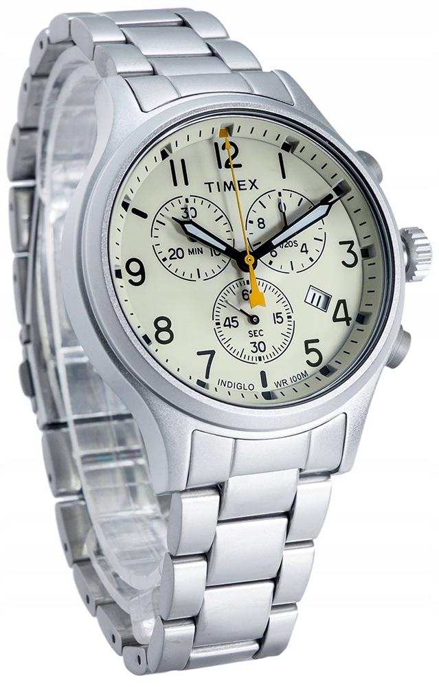 Męski Zegarek Timex TW2R47600 3L G