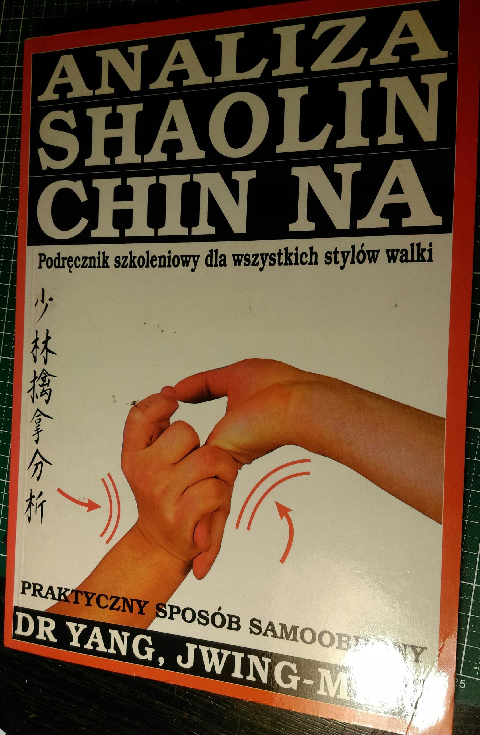 Shaolin chi na. Kung fu.