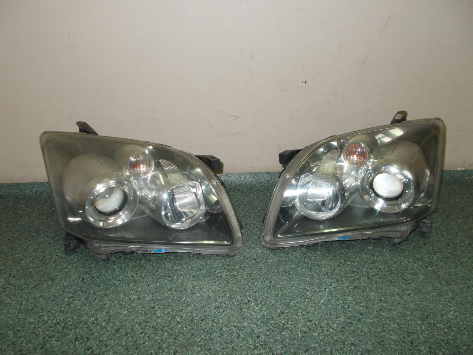 Toyota Avensis T25 Lift Lampy Przednie Komplet 7101734056