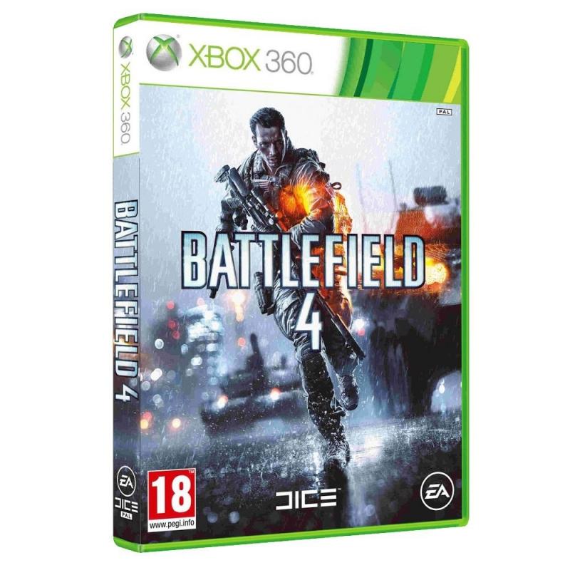 Battlefield 4 PL XBOX 360 bf4 x360 Polska wersja