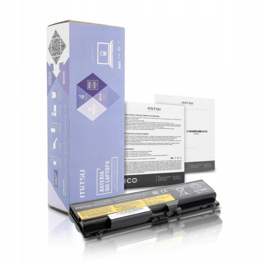 Bateria do Lenovo Thinkpad T430, T530 4400 mAh (48