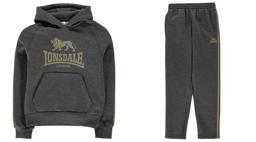 dres bluza spodnie LONSDALE 12-13 lat 158 cm