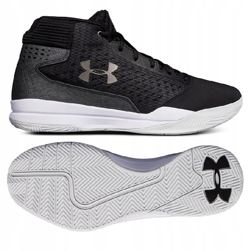 Buty Under Armour Jet Mid 3020224 001 ROZ. 43