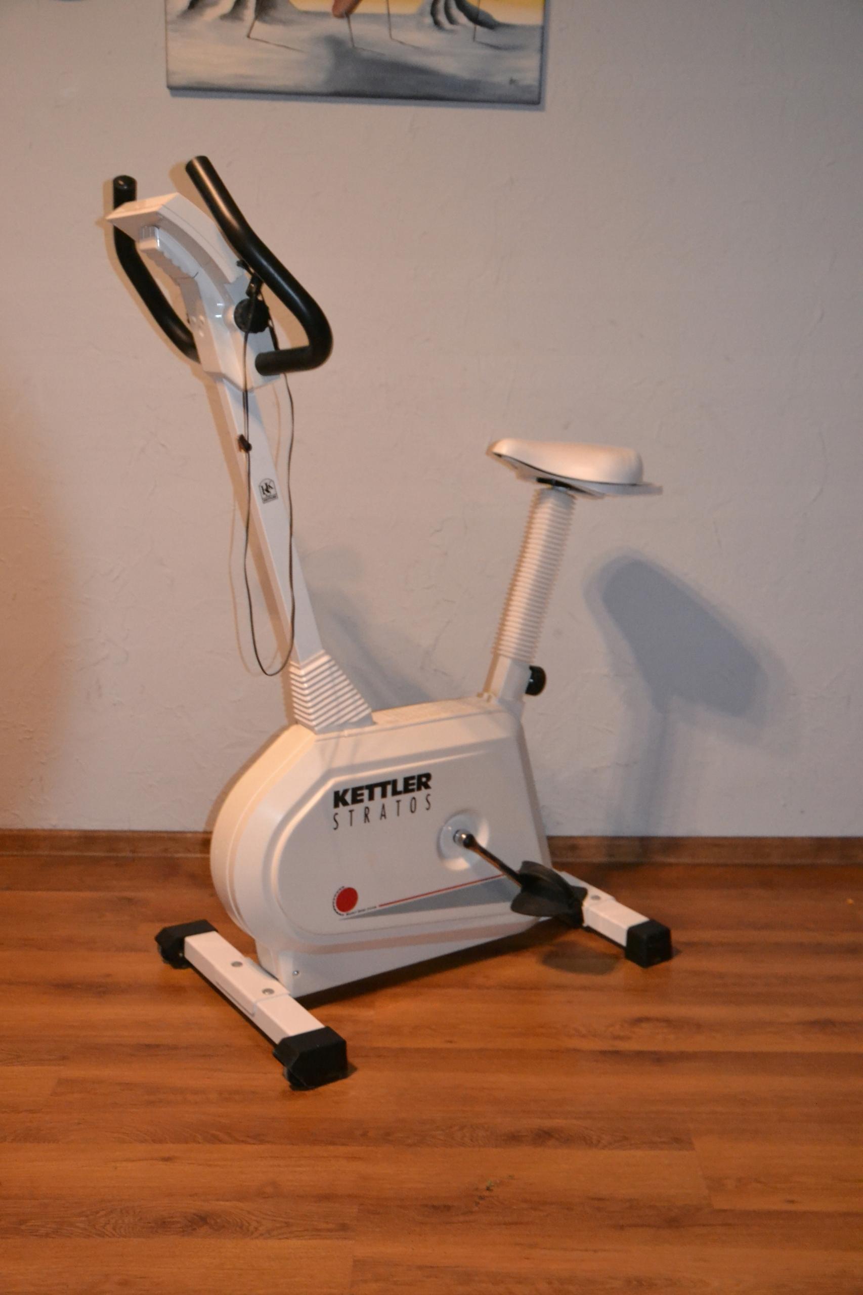 rower treningowy rehabilitacyjny KETTLER STRATOS