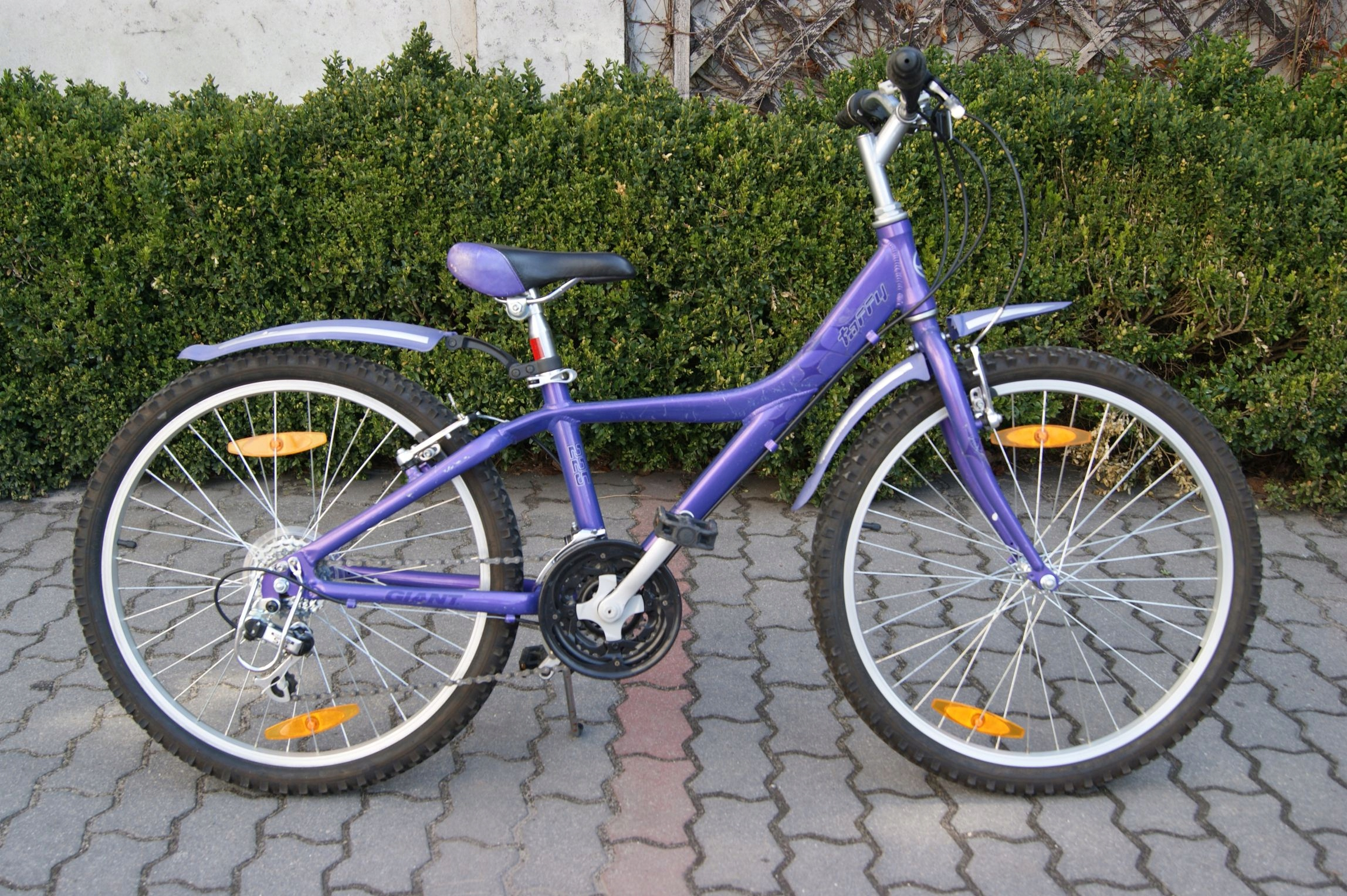 R267 Aluminiowy juniorski rower GIANT 24'' koła